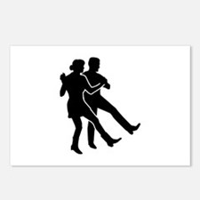 Line dance Postcards (Package of 8)