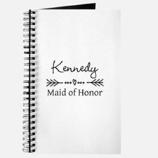 Bridal Party Personalized Journal