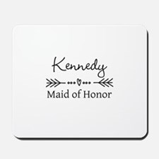 Bridal Party Personalized Mousepad