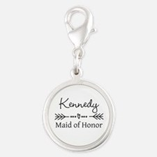 Bridal Party Personalized Charms
