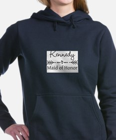 Bridal Party Personalized Women's Hooded Sweatshir