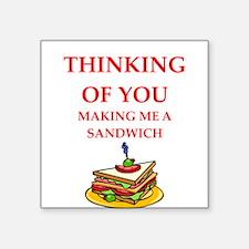 funny joke Sticker
