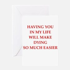 life Greeting Cards
