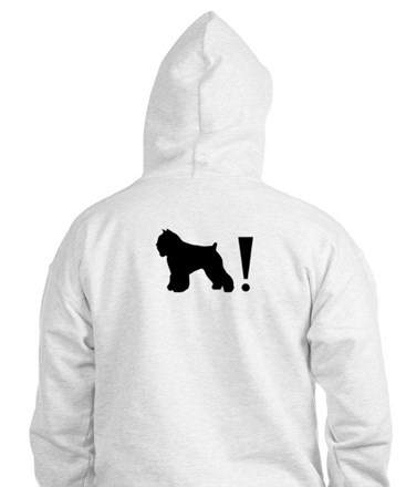 Obey the Bouvier! Hoodie
