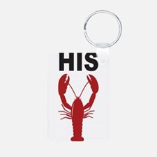 His Lobster (pic) Keychains