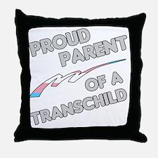 Cute Parent Throw Pillow