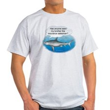 Insurance Salesman Shark T-Shirt