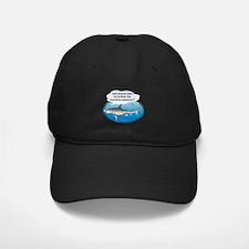 Insurance Salesman Shark Baseball Hat