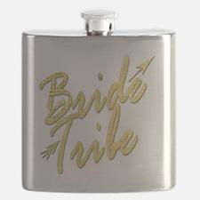 Cute Bridal shower tea party Flask