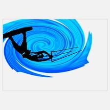 Wakeboard Wall Art