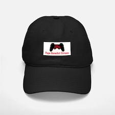 Pbs-Red Baseball Hat