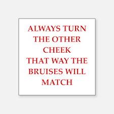 fighting Sticker