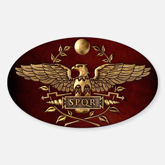 Roman Eagle Decal