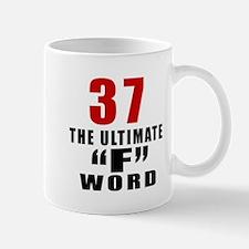 37 The Ultimate Birthday Mug
