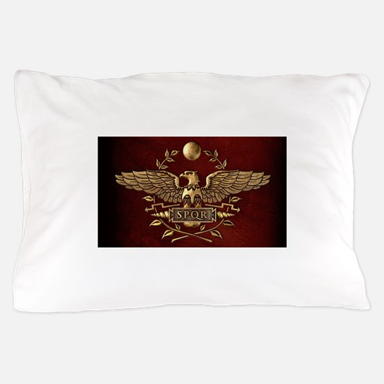 Roman Eagle Pillow Case