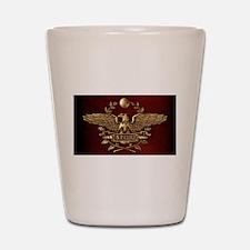 Roman Eagle Shot Glass