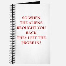 alien joke Journal