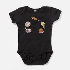 Funny Jewish baby Baby Bodysuit