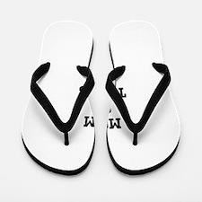 Cute Mom twins Flip Flops