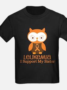 Sister Leukemia Suppor T-Shirt