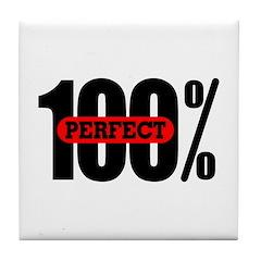 100% Perfect Coaster Tile