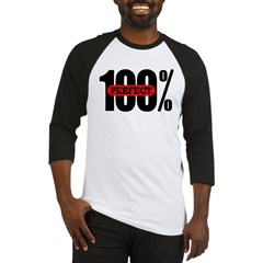 100% Perfect Baseball Jersey