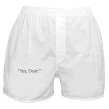 Secret to Happiness Boxer Shorts