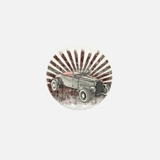 Ford Hot Rod Mini Button