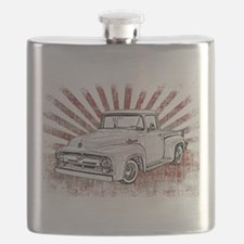 1956 Ford Truck Flask