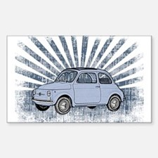 Fiat Topolino Decal