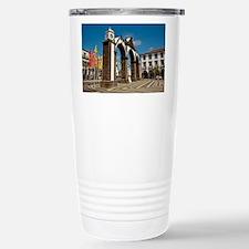 Ponta Delgada, Azores Travel Mug