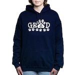 GRAD 2016 Paws Women's Hooded Sweatshirt