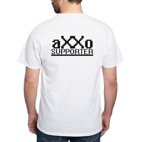 Ctrl + C White T-Shirt