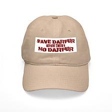 No Darfur 1.2 Baseball Cap