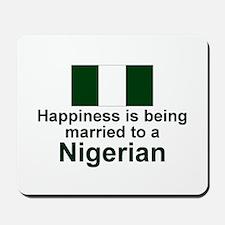 Nigerian-Married Mousepad
