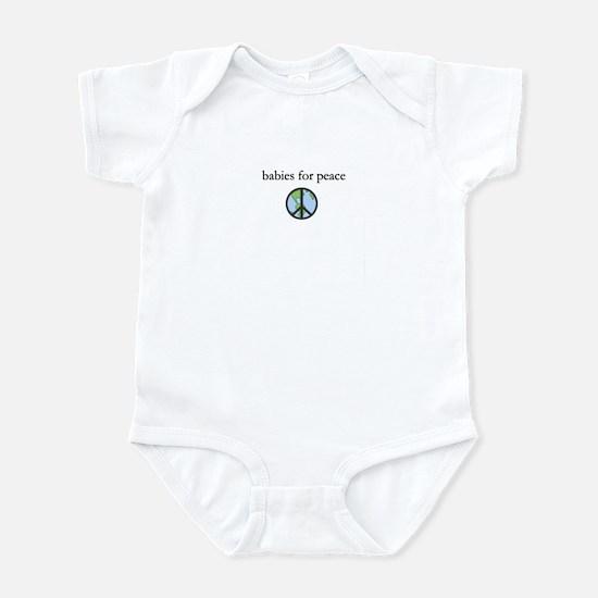 babies for peace Infant Bodysuit
