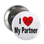 I Love My Partner Button