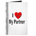 I Love My Partner Journal
