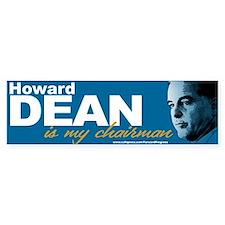 Howard Dean Is My Chairman