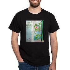KEY WEST'S GREEN PARROT BAR D T-Shirt
