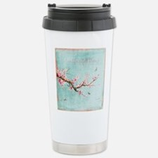 Live life in full bloom Travel Mug