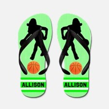 Play Basketball Flip Flops