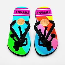 Basketball Life Flip Flops