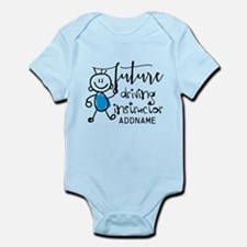Future Driving Instructor Personal Infant Bodysuit