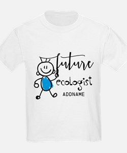 Future Ecologist Personalized T-Shirt