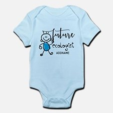 Future Ecologist Personalized Infant Bodysuit