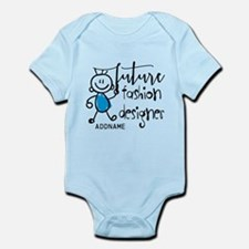 Future Fashion Designer Personaliz Infant Bodysuit