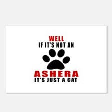 If It's Not Ashera Postcards (Package of 8)