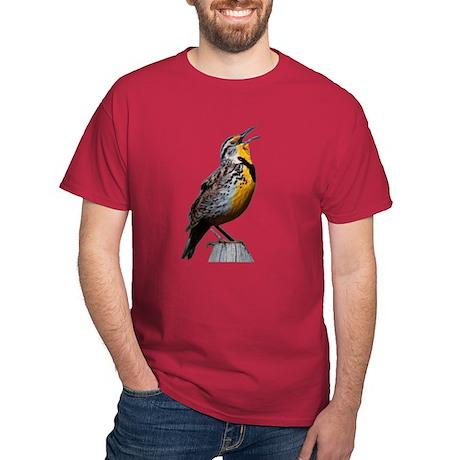 Western Meadowlark Dark T-Shirt