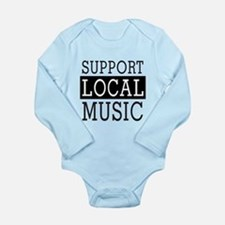 Support Local Music Body Suit